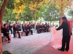 淮北市人民检察院举行开放式党课